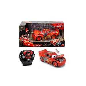 DICKIE RC Crash Car Lightning McQueen