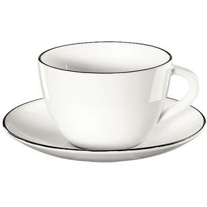 ASA Kaffeetasse mit Untertasse A Table Fine 210ml