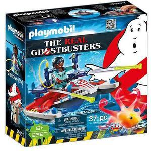 PLAYMOBIL Ghostbusters - Zeddemore mit Aqua Scooter 9387