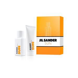 JIL SANDER Geschenkset - Jil Sander Sun Eau de Toilette Spray 75ml/75ml