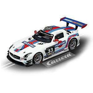 CARRERA Digital 124 - Mercedes AMG SLS GT3 Martini Nr.33
