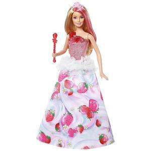 MATTEL Barbie - Bonbon Licht und Musik Prinzessin