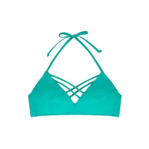 DORINA Triangel-Bikini gepaddet (ohne Reifen) Bora Bora (Light Green)