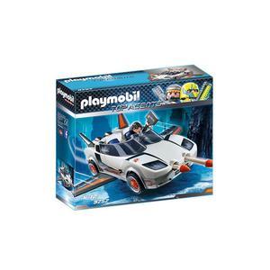 PLAYMOBIL Agent P-S Spy Racer 9252
