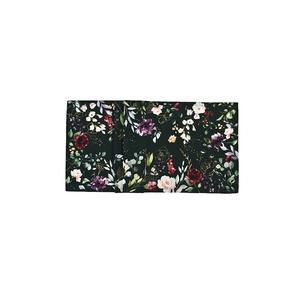 SANDER Weihnachts Tischläufer 50x140cm Deep Flowers