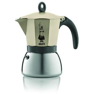 BIALETTI Moka Induktion Espressokocher - Füllmenge 3 Tassen