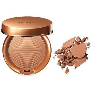 SENSAI Silky Bronze - Sun Foundation Compact SPF30 (SC 04 Dark) 8,5g