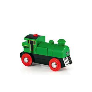 BRIO Batterielok - Speedy Green