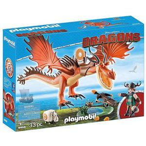 PLAYMOBIL Dragons - Rotzbakke und Hakenzahn 9459
