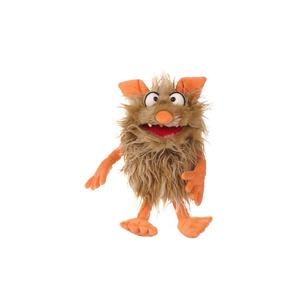 LIVING PUPPETS Handpuppe - Flausi Monster to Go