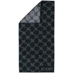 JOOP Handtuch Cornflower 50x100cm (schwarz)