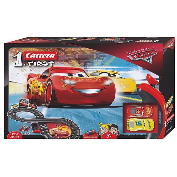 CARRERA Rennbahn - Disney Pixar Cars 3