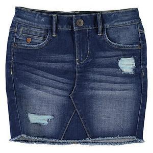 NAME IT Mädchen-Jeans-Minirock