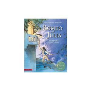 ANNETTE BETZ VERLAG Romeo und Julia - Das Ballett nach Sergei Prokofjew - Buch mit CD