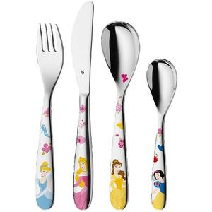 WMF Kinderbesteck-Set 4-teilig Princess