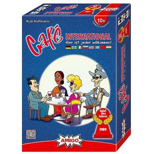 AMIGO Cafe' International