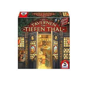SCHMIDT-SPIELE Familienspiel - Die Tavernen im Tiefen Thal