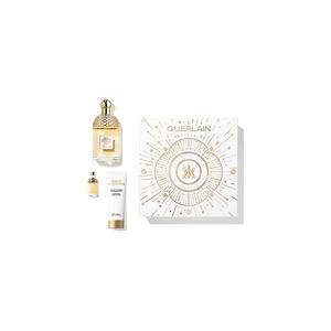 GUERLAIN Geschenkset - Aqua Allegoria Mandarine / Basilic Set 125ml / 75ml / 7,5ml