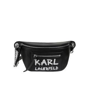 KARL LAGERFELD Ledertasche - Gürteltasche K/Soho