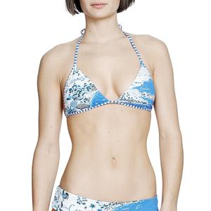 Wende-Bikini-Oberteil