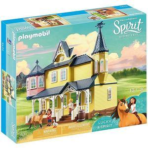 PLAYMOBIL Spirit - Luckys glückliches Zuhause 9475