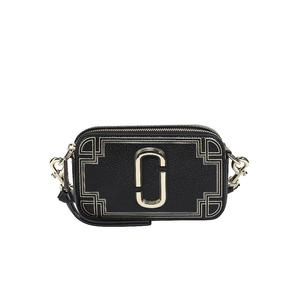 MARC JACOBS Ledertasche - Minibag The Snapshot Gilded