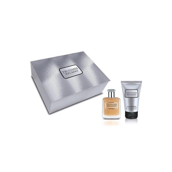 TRUSSARDI Geschenkset - Riflesso Eau de Toilette Spray 50ml/Shampoo and Shower Gel 100ml