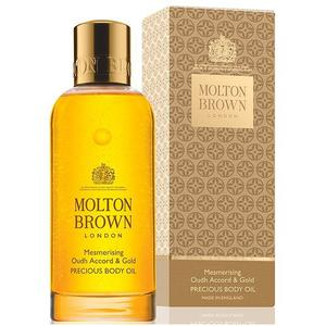 MOLTON BROWN Mesmerising Oudh Accord & Gold Body Oil 300ml