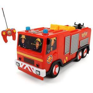 FEUERWEHRMANN SAM RC Feuerwehrmann Sam Jupiter Feuerwehrauto 22 cm