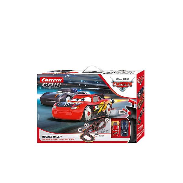 CARRERA GO!!! - Disney Pixar Cars - Rocket Racer