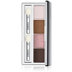 CLINIQUE Lidschatten - Eyeshadow Quad (06 Pink Chocolates)