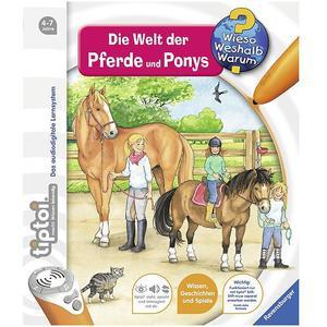 TIPTOI Tiptoi - Die Welt der Pferde und Ponys