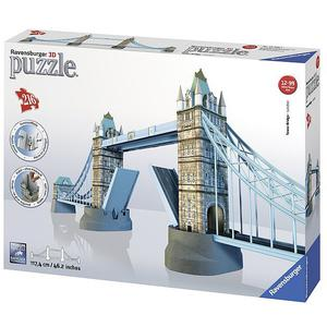 RAVENSBURGER 3D Puzzle - Tower Bridge London 216 Teile