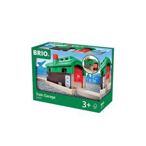 BRIO Lokschuppen mit Rolltor