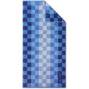 JOOP Handtuch Squares 50x100cm (Indigo)