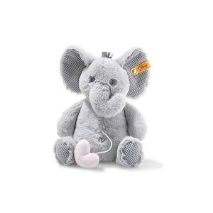 STEIFF Soft Cuddly Friends Ellie Elefant Spieluhr 26cm 241765