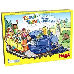 HABA Tschu Tschu kleine Eisenbahn