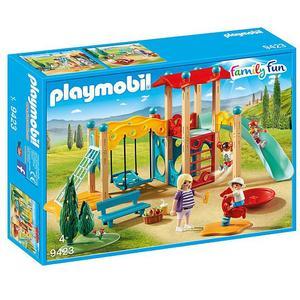 PLAYMOBIL Grosser Spielplatz 9423