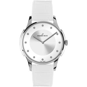 Damen Armbanduhr St.Tropez P-851B silber