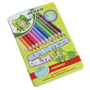 Buntstifte - Superstick DELTA