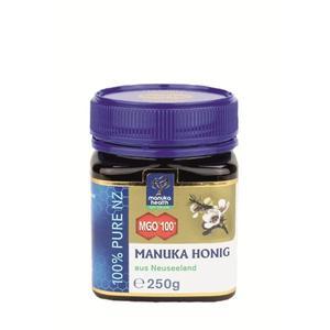 MANUKA HEALTH Aktiver Manuka Honig MGO100 / UMF 10+ (250 g)