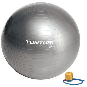 TUNTURI Gymnastikball 75 cm mit Pumpe