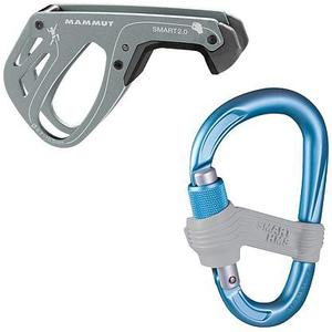MAMMUT Sicherungsgerät Smart 2.0 Belay Package