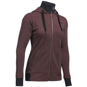UNDER ARMOUR Damen Fleece Hoodie UA Threadborne™