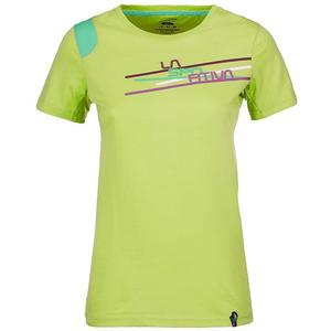LA SPORTIVA Damen Klettershirt Stripe 2.0