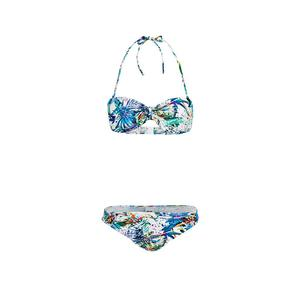 HOT STUFF Damen Bikini Tropical Island