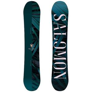 SALOMON Damen Snowboard Wonder
