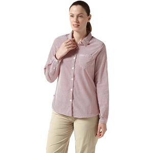 CRAGHOPPERS Damen Outdoorbluse NosiLife Adoni