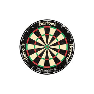 HARROWS Dartboard Bristle Pro Matchplay