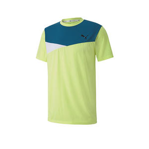 PUMA Herren T-Shirt Train Color Block